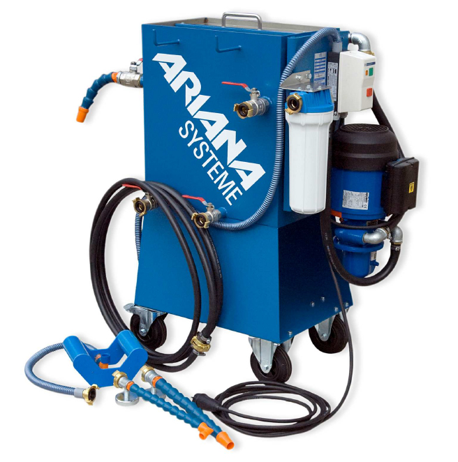 Maintenance Station R-2000 for Cooling Lubricants