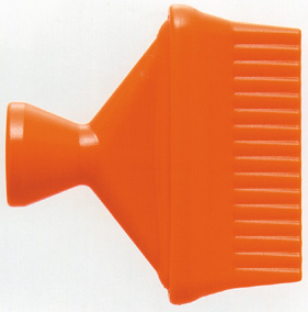 "Flare Nozzle 16 hole, 1/4"", ID 1 mm"