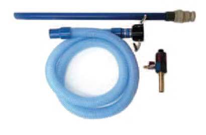 Zubehör für Power-Vac-Pumpe