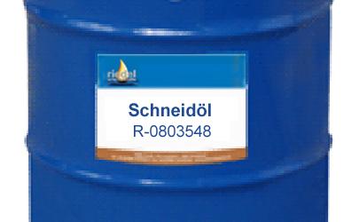 Hochleistungsschneidöl