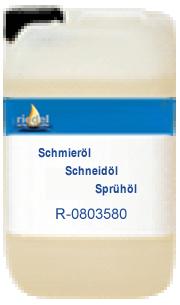 Schmier-, Schneid- und Sprühöl