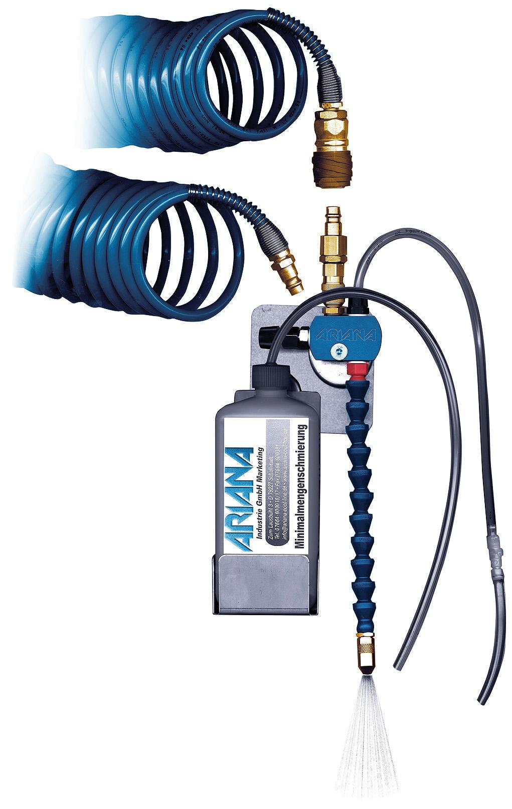 Minimum Gmbh micro system minimum quantity lubrication | buy online in the ariana